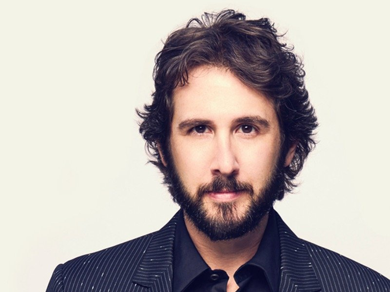 Josh Groban Will Perform At The New Bucks Arena On Nov 3