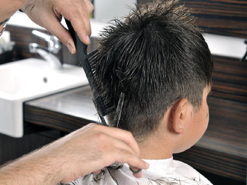 kids hair salon guide