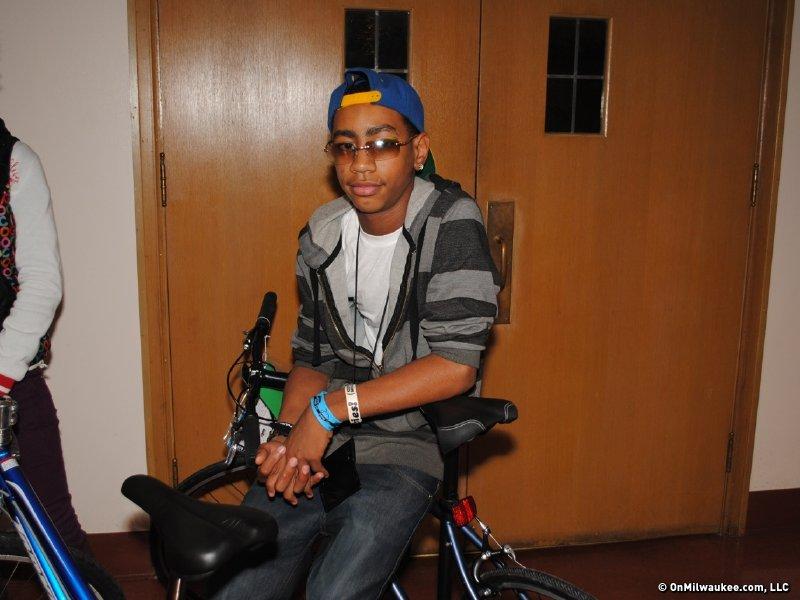 Brand New Bikes For 15 Talented Milwaukee Kids