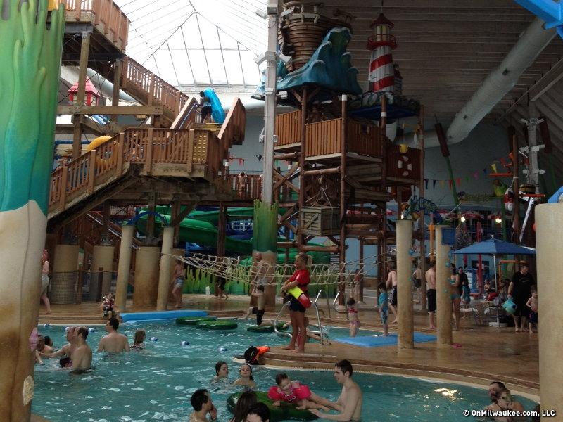 Sheboygan offers splashy fun for families  OnMilwaukee