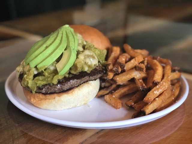 new burgers and more