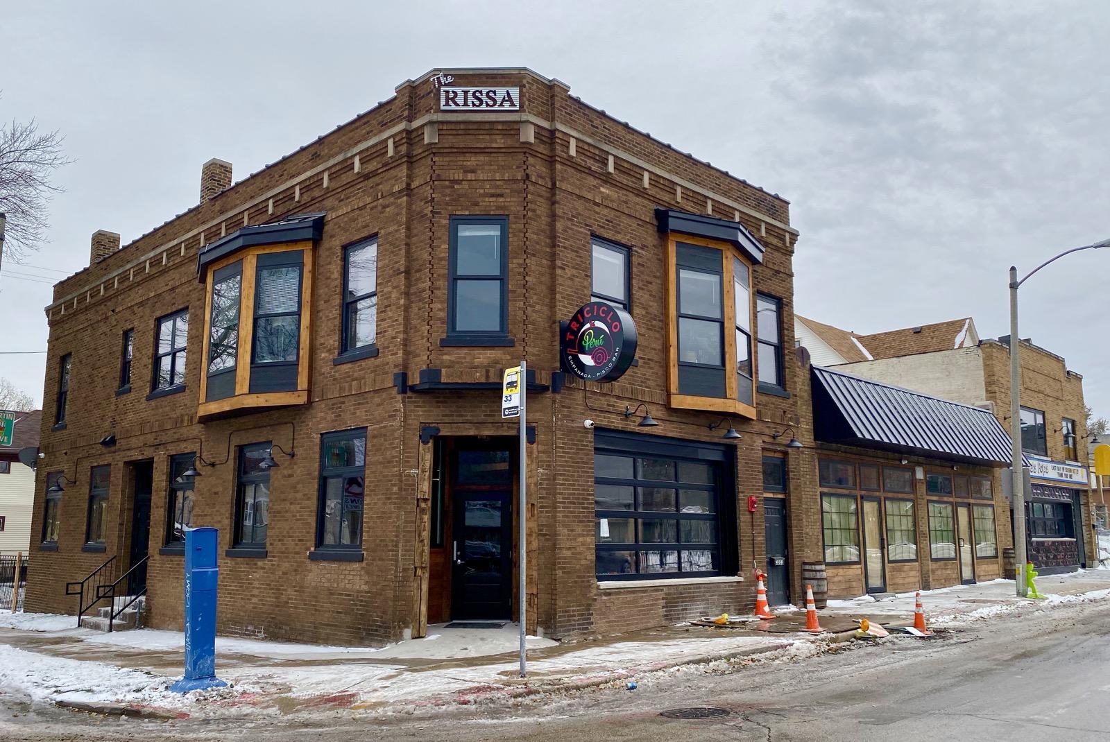 Triciclo PERÚ: Amy Narr y Mario Díaz Herrera inauguran Pisco Bar en Milwaukee