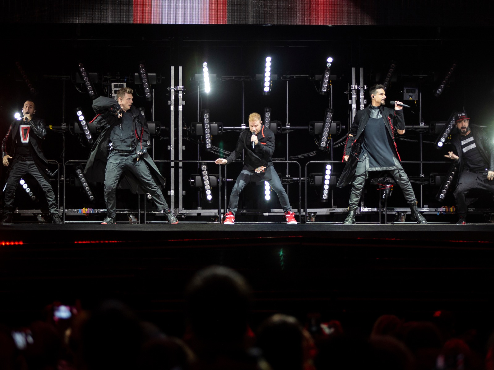 8 reasons why you shouldn't have missed the Backstreet Boys at Fiserv Forum