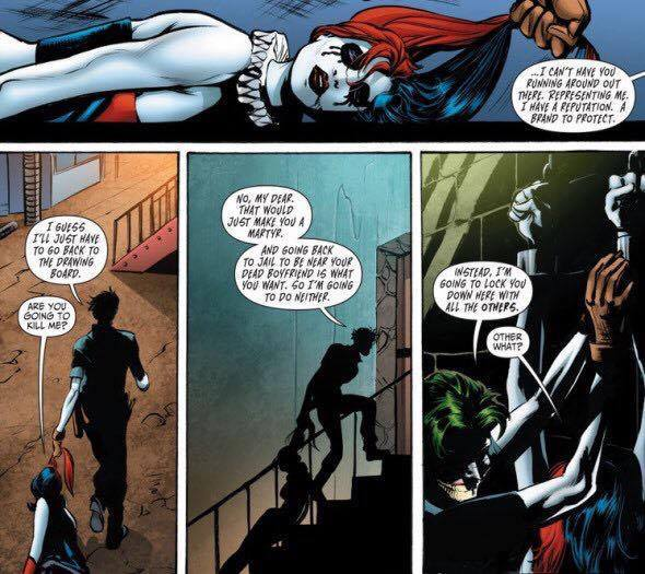 Joker And Romantic Harley Quotes