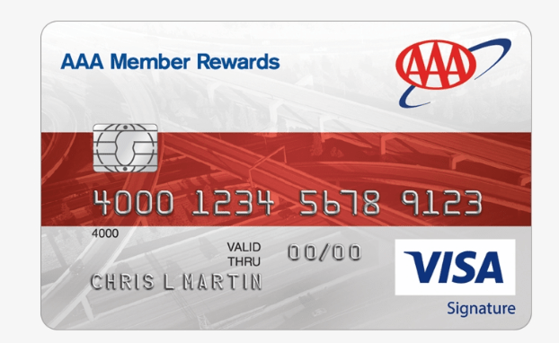 AAA Member Reward Credit Card