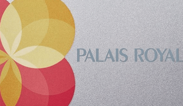 palais royal credit card