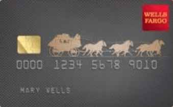 well fargo secure credit card