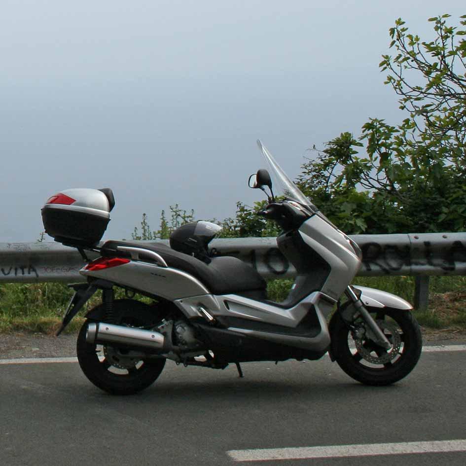 2006_Yamaha_XMax_250