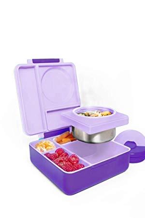 omiebox bento lunchbox for kids