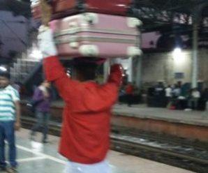 寝台列車で大移動 インドの旅その5
