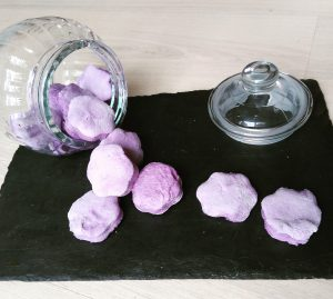 chamallows-violette-bonbons-candy-sweet-sucreries-fait maison