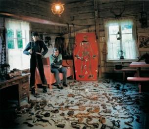 Timo Tuomivaara, Esineiden valtakunta, Tangible Cosmologies, © Veli Granö 1996