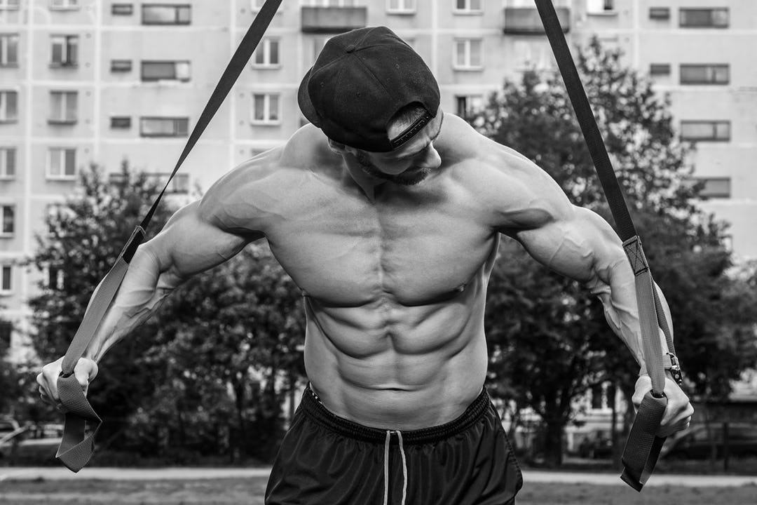 the ultimate calisthenics workout