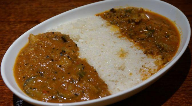 渋谷「カリーバカサンキュー」滋味深く美味しいインドカレー