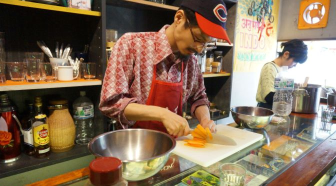 高円寺「妄想インドカレーネグラ」7月末で美味しいカレーが食べられなくなるよ!