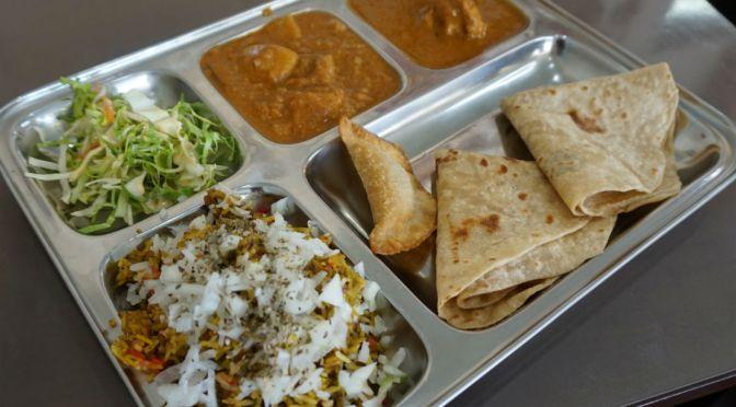 西葛西「印度家庭料理レカ」インド庶民の食堂カレー