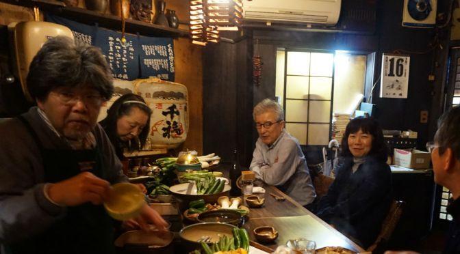 中野「路傍」正しい居酒屋、味わいの名店。
