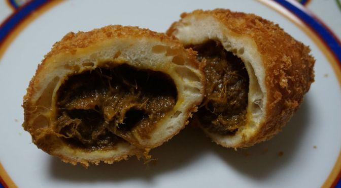 表参道「天馬」賑わうカレーパンの味わいとは。