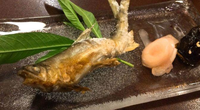 池袋「割烹吉野」偶然訪れた割烹料理屋でいただいた、極めてレベルの高い料理の数々にビックリ。