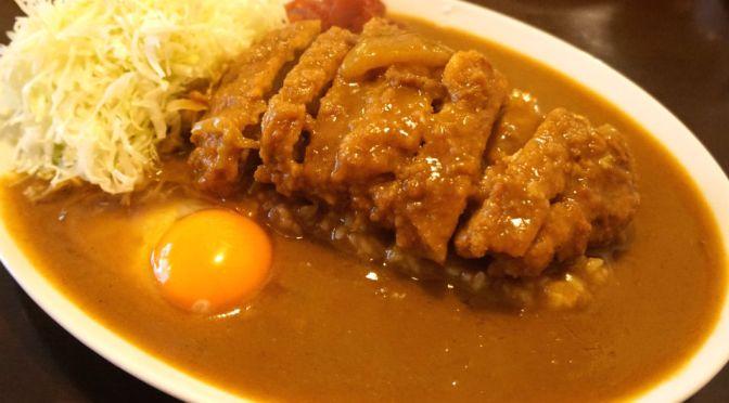蒲田「キッチンすみっこ」蒲田駅前にあった名物カレー屋、その味を引き継ぐ洋食屋。