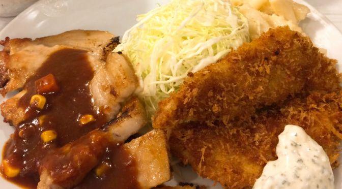 高田馬場「キッチンニュー早苗」地元民に大人気のメチャ美味しい洋食屋。