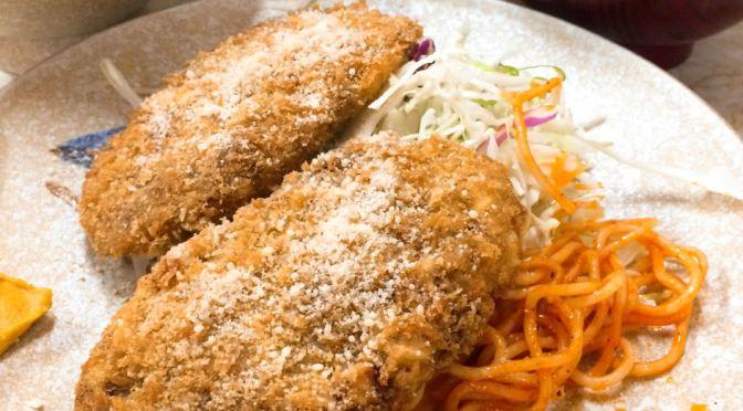 板橋「ピッコロ」コスパ良く穏やかに美味しい洋食屋