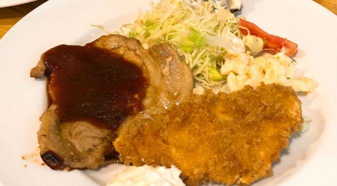 秋葉原「洋食工房ジェンコ」サラリーマンに愛される美味しい洋食屋。