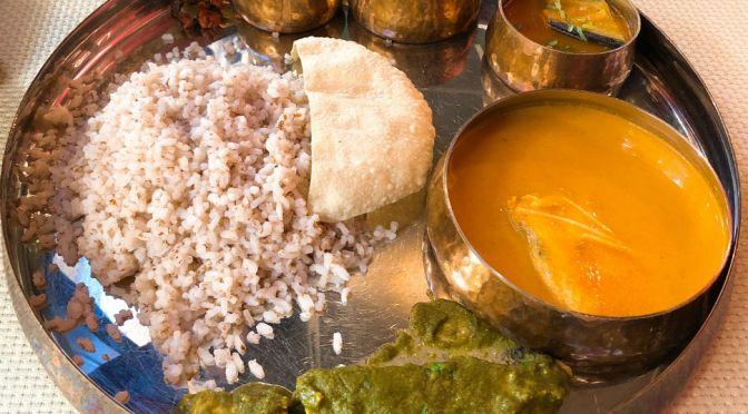 銀座「バンゲラズキッチン」南インド、マンガロールの美味しいフィッシュカレー。