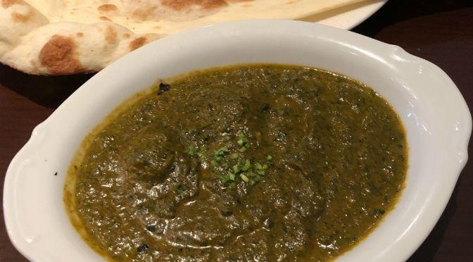 表参道「ゴングル南青山本店」美味しい北インドカレー。