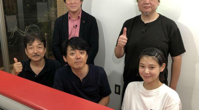 8月29日木曜日、CSフジテレビ「ラーメンWalkerTV2」で8月の新作