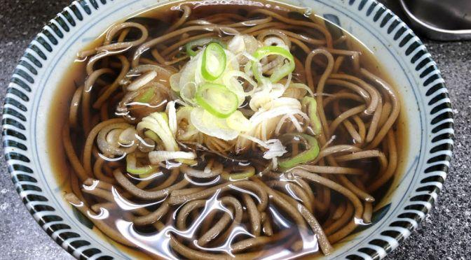 高島平「立ち食いそばたけや」かけそば、カレーライス安心の美味しさ。
