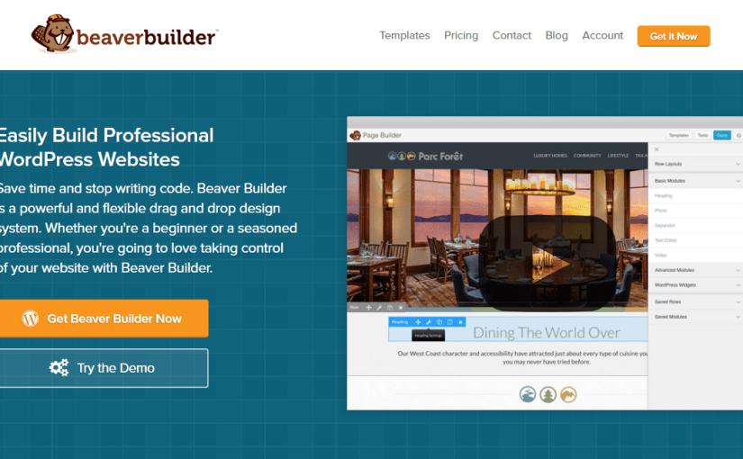【WP】[Beaver Builder - WordPressページビルダー]プラグインのカスタマイズメモ