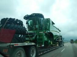 BIG farm equipment