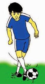 Tendangan Dalam Sepak Bola : tendangan, dalam, sepak, Pengertian, Sepak, Bola,, Sejarah, Singkat,, Peraturan,, Teknik, Tujuannya