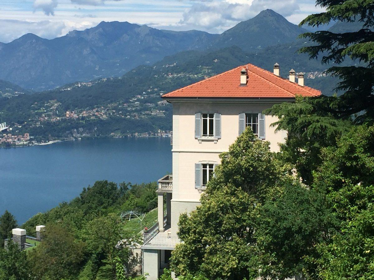 Lacs Lac de Cme Villa Bartuzzi  Location Maison