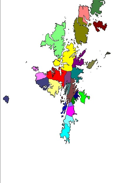 Shetland Parishes 1878_1