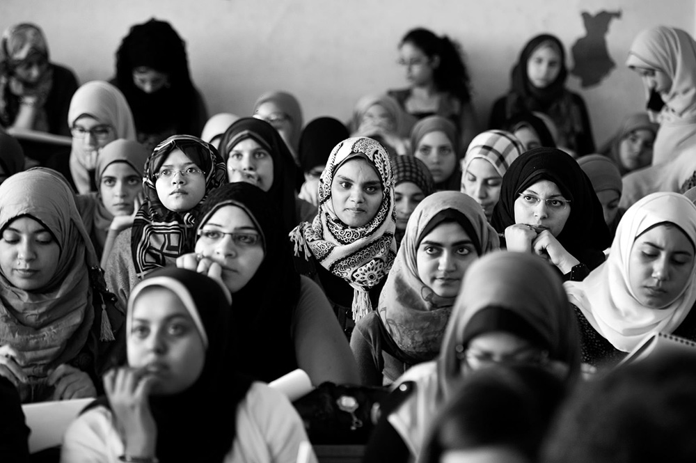 Crédit : Ahmed Hayman / Stories of Change