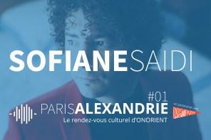 Sofiane Saidi ONORIENT Radio Campus Paris