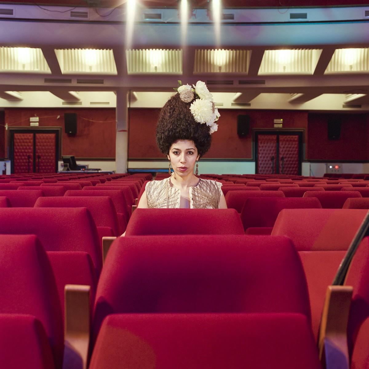 Fatima Zohra Lahouitar #1 © M'hammed Kilito