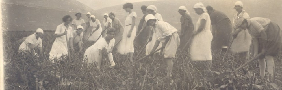 On Zionism and  Gender – The Young Women's Farm