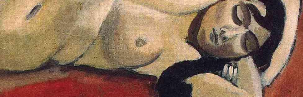 Bewildering Female Nude