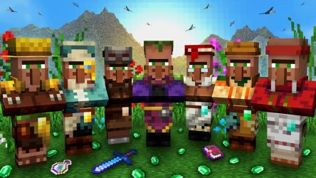 Minecraft Villagers and Their Professions Onovia Gaming