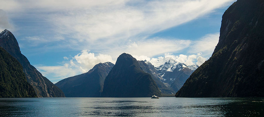 Carnet n°58 – À l'Ouest de l'île du sud, de Abel Tasman à Milford Sound