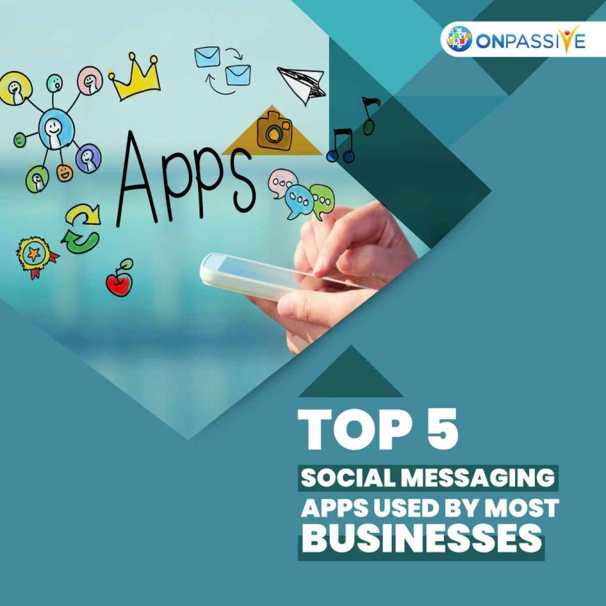 The development and utilization of social messaging apps have enabled businesses to engage more with their customers. The messaging apps have gained immense popularity over the past few years as billions of people have access to them and utilize them to stay in touch with others.