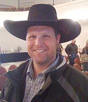 Lance Knudsen of Ruby Valley, NV