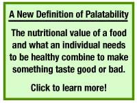PalatabilityDefinition