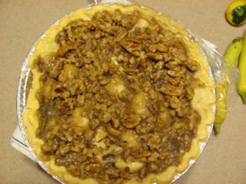 Kristine Weaver's Apple Heaven Pie.  Photo by Troy Bishopp