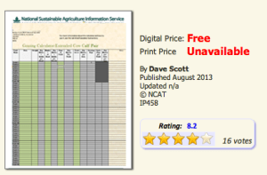 Click here to download the Excel Spreadsheet based calculator
