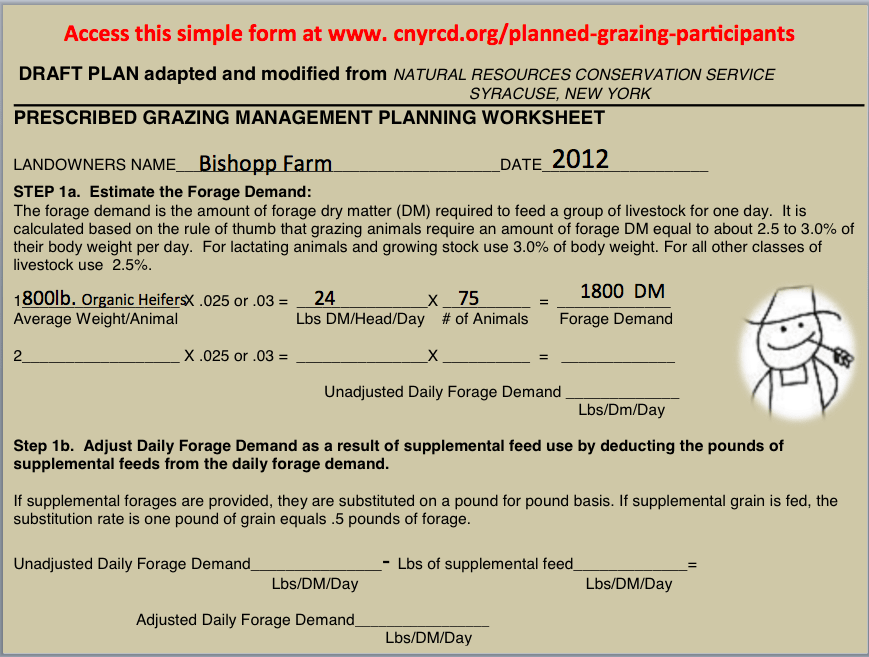 Here's the front page of this easy to use form.