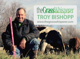 Want to learn more from Troy?  Click here to head over to his website:  www.thegrasswhisperer.com